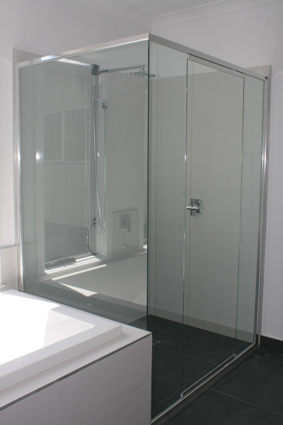 Showerscreens Melbourne Frameless Shower Screens Hrds
